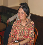 Milena Hübschmannová (Foto: Jana Šustová)