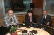Marek Podlaha, Džamila Stehlíková a Karel Holomek (Foto: Jana Šustová)