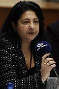 Redaktorka Českého rozhlasu Anna Poláková (Foto: Khalil Baalbaki)