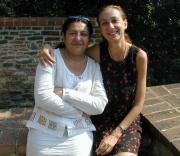 Simona Skořepová (vpravo) s Annou Polákovou (Foto: Jana Šustová)