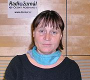 Anna Šabatová, photo: Archives de Radio Prague