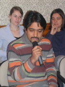 Kumar Vishwanathan, photo: Jana Sustova
