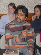 Kumar Vishvanathan, photo: archive of Radio Prague