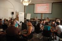 První Mezinárodní romské LGBT konference (Foto: Jana Šustová)
