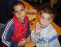 Romské děti - ilustrační foto (Foto: Jana Šustová)
