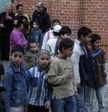 Romské děti (Foto: Jana Šustová)