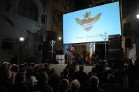 Předávání cen Roma Spirit v Pražské křižovatce (Foto: Jana Šustová)