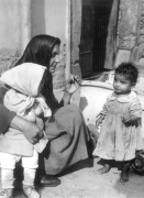 Jaroslava Hánělová - fotografie z cyklu Děti