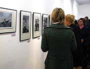Vernisáž výstavy Romipen (Foto: Barbora Kmentová)