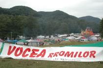 Romská pouť u obce Costeşti (Foto: Jana Šustová)