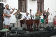Skupina Nadara během koncertu ve věznici v Timišoaře (Foto: Jana Šustová)