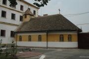 Kostel ve věznici v Timišoaře (Foto: Jana Šustová)
