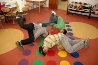 Chlapci rádi předvádějí breakdance (Foto: Jana Šustová)