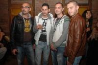 Členové skupiny Descontrol. Zleva: Jiří Čonka, Štefan Mata, Miroslav Čonka, Patrik Doležal (Foto: Jana Šustová)