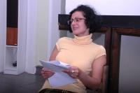 Spisovatelka a básnířka Iveta Kokyová (Foto: Jana Šustová)