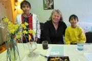 Mgr. Jana Avdějevová s chlapci (Foto: Andrea Hacková)