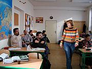 Studenti Evangelické akademie (Foto: Anna Poláková)