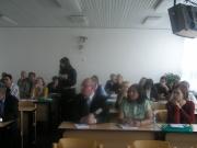 Konference o vzdělávání Romů v České republice (Foto: Anna Poláková)