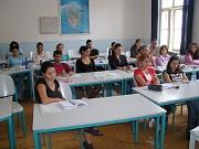 Romští středoškoláci (Foto: Jana Šustová)