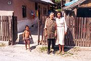 Romové na Slovensku (Foto: Jana Šustová)