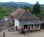 Romové ve východoslovenské obci Jasov (Foto: Jana Šustová)