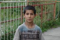 Romský chlapec ze Slovenska (Ilustrační foto: Jana Šustová)