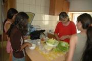 Kurz vaření v Komunitním centru