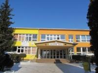 Škola v Šarišských Michaľanech (Foto: Vojtěch Berger)