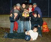 Děti z komunitního centra v Ostravě-Liščině (Foto: Gabriela Všolková)