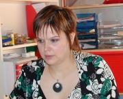 Ředitelka IQ Roma servis Katarína Klamková (Foto: Jana Šustová)