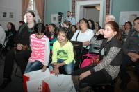 Dívky oceněné v soutěži Romano suno (Foto: Jana Šustová)