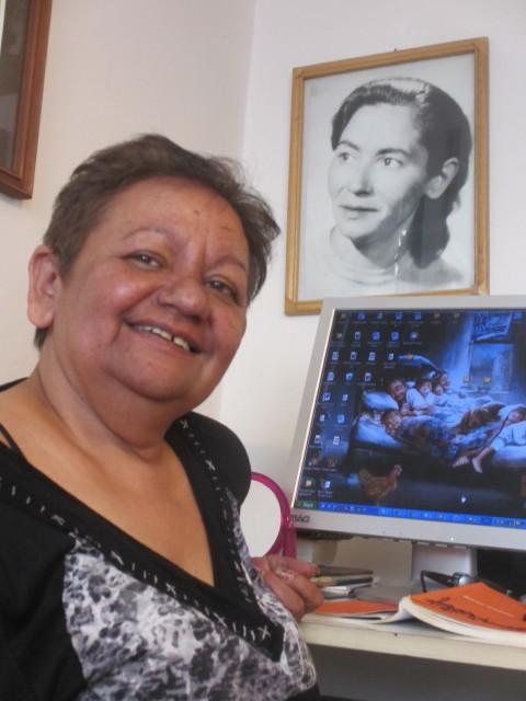 Radio Prague - Irena Eliov: a song to raise your spiritsirena village