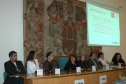 Tisková konference k projektu Podpora Romů v Praze (Foto: Jana Šustová)