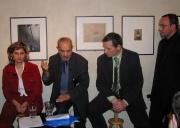 Zleva: Iveta Millerová, Karel Holomek, Jiří Čunek a Jan Pokorný (Foto: Jana Šustová)