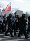 Neo-Nazi march in Krupka