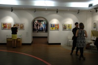 Výstava Katitzi, ty to zvlášdneš (Foto: Jana Šustová)