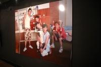 Velkoplošná fotografie Tamary Moyzes z projektu Rodinná pohoda (Foto: Jana Šustová)