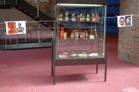 Výrobky s názvem cikánský vystavené v rámci projektu Hlasy Romů v Mnichově (Foto: Jana Šustová)