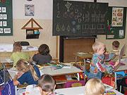 Ve škole (Ilustrační foto: Jana Šustová)