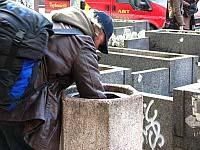 Obdachlose (Illustrationsfoto: Kristýna Maková, Archiv des Tschechischen Rundfunks - Radio Prag)
