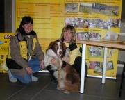 Prezentace sdružení Helppes na Veletrhu neziskových organizací 2007