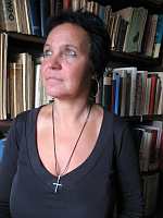 Sylva Fischerová, photo: author