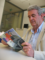 Simon Mawer, photo: author