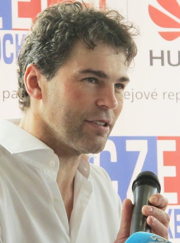 Jaromír Jágr (Foto: Kristýna Maková)