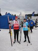 Kjell Steinum und Margareta Meissner aus Norwegen