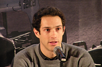Bruno Senna, foto: Daniel Ordóñez