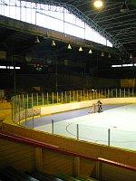 Štvanice stadium, photo: Barbora Kmentová