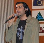 Ali Amiri na festivalu Žijeme tady (Foto: Jana Šustová)
