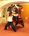 Lion Dance, photo: Lorna Stephen