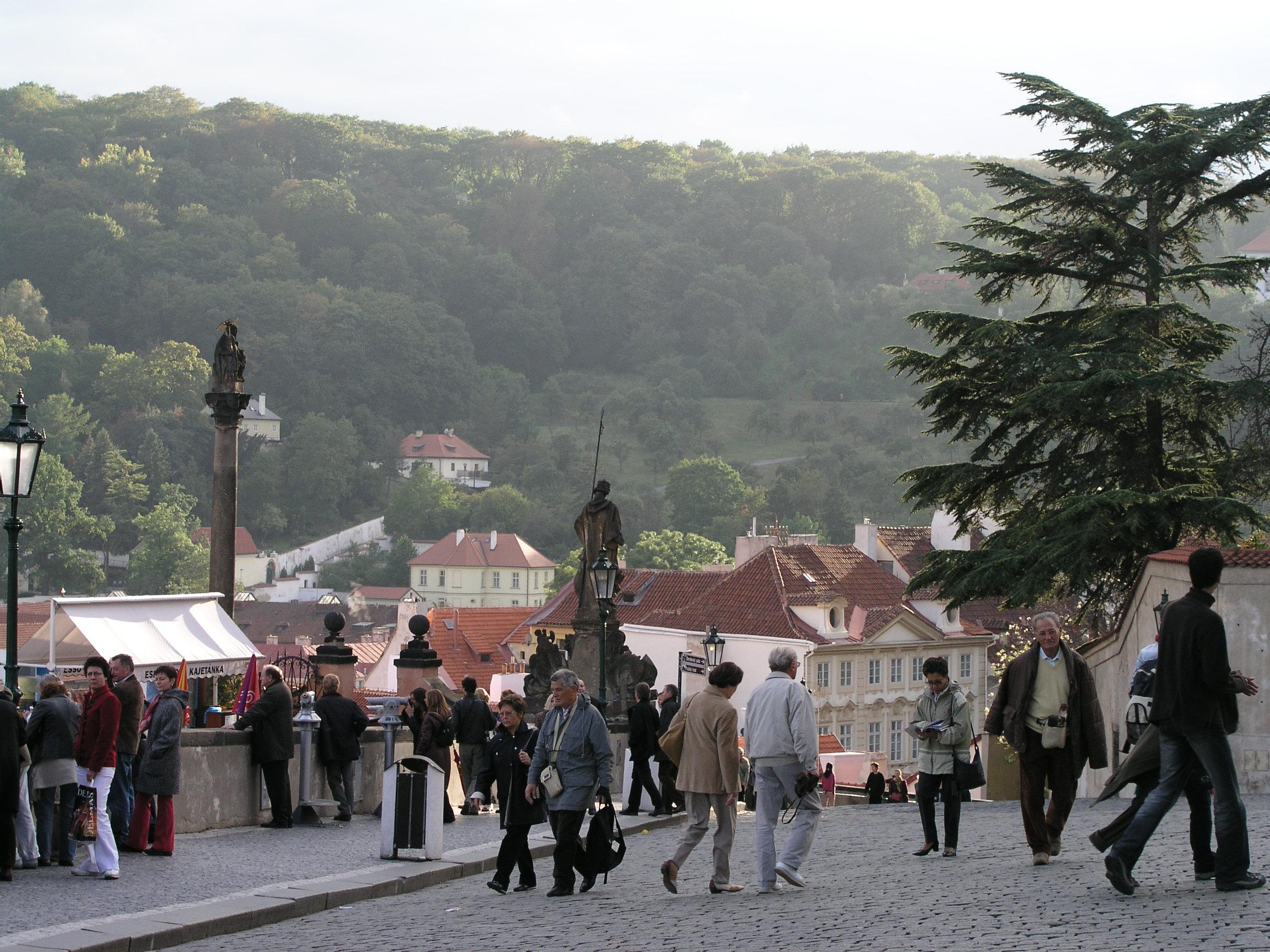 Le tourisme tch que garde sa bonne forme radio prague - Office de tourisme republique tcheque ...